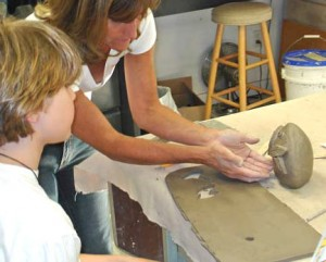 learning-pottery-sculpting