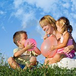 woman-her-kids-playing-6082115